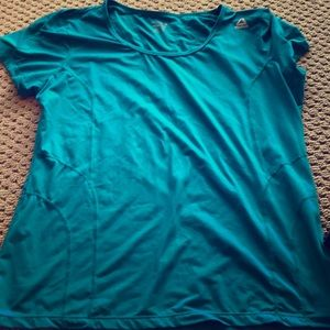 Reebok workout shirt